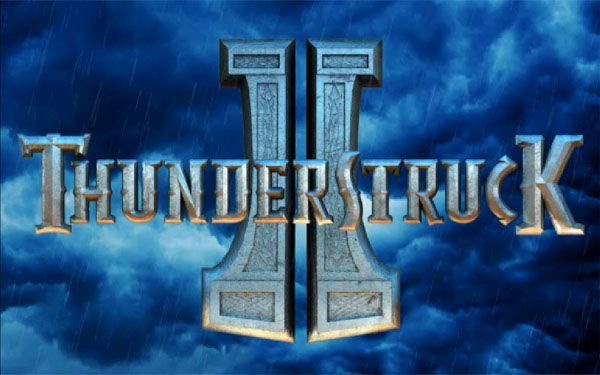 Visit The World Of Thunderstruck II